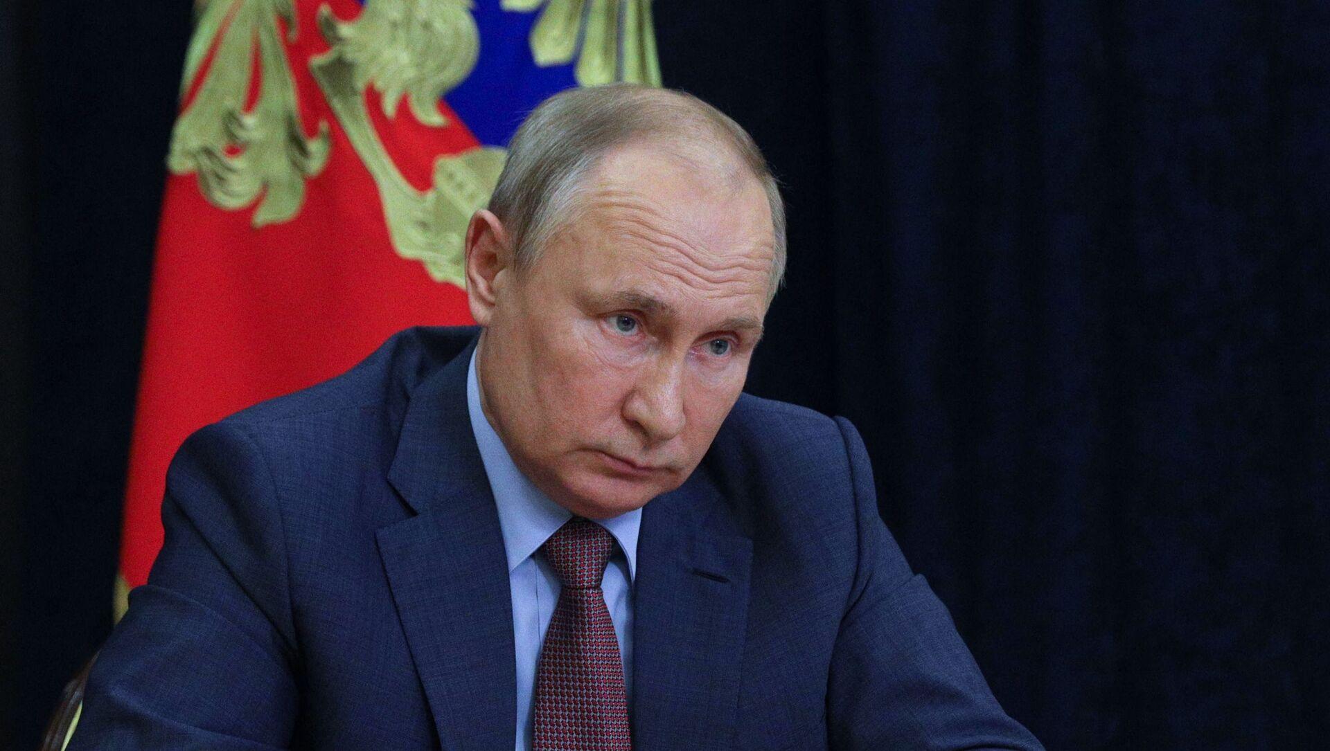 Rusya Devlet Başkanı Vladimir Putin - Sputnik Türkiye, 1920, 03.06.2021