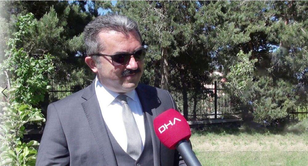 Erzurum Valisi Okay Memiş