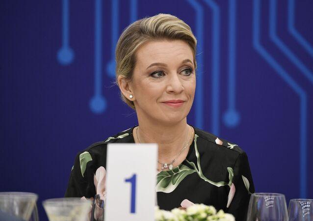 Rusya Dışişleri Bakanı Mariya Zaharova