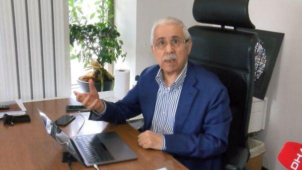 Çevre Mühendisi Prof. Dr. Mustafa Öztürk - Sputnik Türkiye
