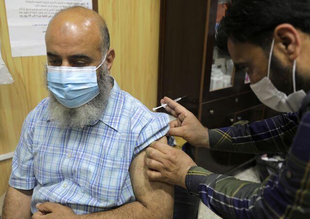 koronavirüs aşısı / Suriye