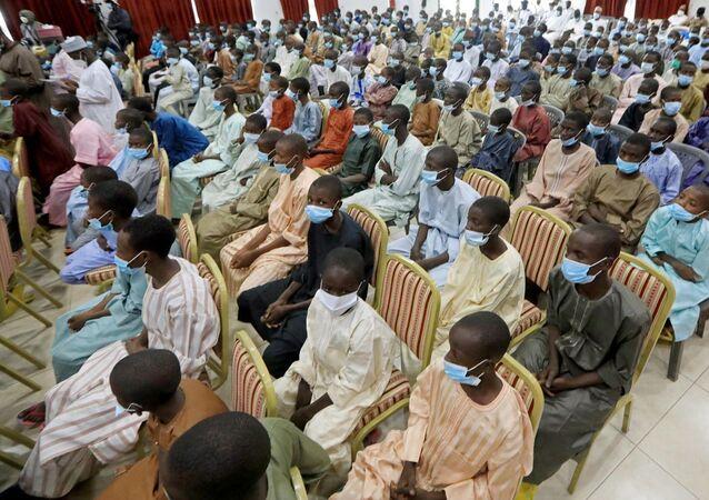 Nijerya öğrenci