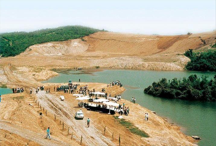 Maden sahası