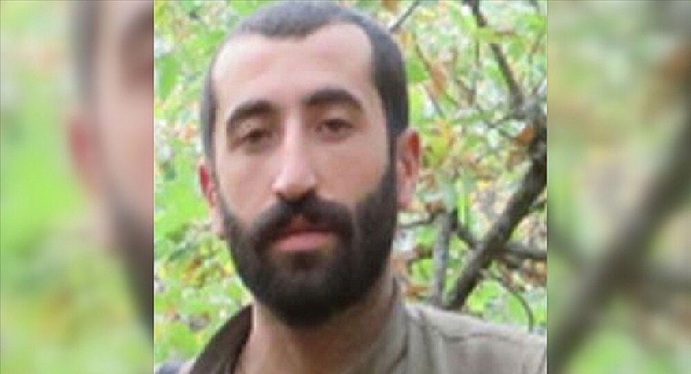 PKK'nin 'Garzan Eyaleti Tatvan-Hizan sorumlusu' Eriş Garzan kod adlı Hikmet Gezici
