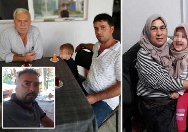 Sakarya'nınErenler ilçesinde,Yavuz Şanlı, miras meselesinedeniyle aralarında husumet bulunan amcası, yengesi ve kuzenini tabanca ile ateş ederek öldürdü.
