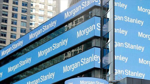 Morgan Stanley - Sputnik Türkiye