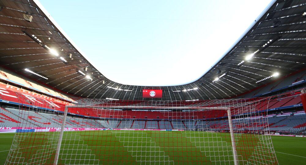 Allianz Arena - EURO 2020