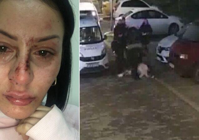 """İstanbul Emniyet Müdürlüğü'nden, Esenyurt'ta polisin kadına darp ettiği olaya ilişkin yapılan açıklamada, """"Olay ile ilgili olarak her iki taraf hakkında adli işlem yapılmıştır. Görevli personel hakkında adli kovuşturma devam etmektedir"""" denildi."""
