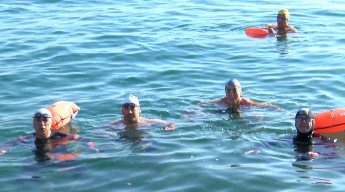Dünyada bir ilk: Rusya'dan Türkiye'ye sağlık çalışanlarına destek için yüzecekler