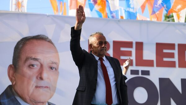 Erol Karabacak - Sputnik Türkiye