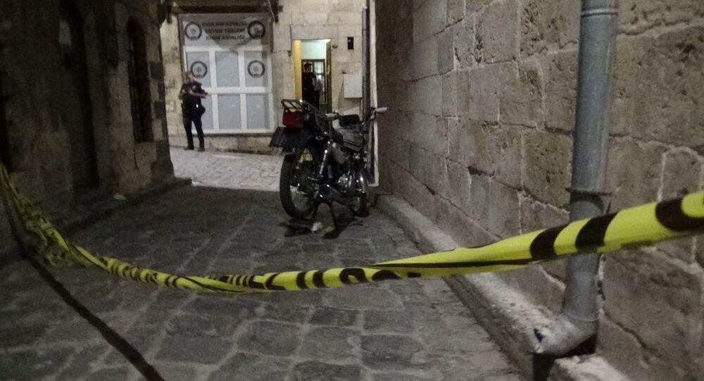 Polis-olay yeri