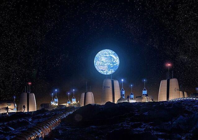 Avrupa Uzay Ajansı, gelecekte Ay'da kurulması planlanan ilk kolonilerin nasıl olacağını gösteren gerçekçi bir kısa filmi Venedik Bienali'de yayınladı.
