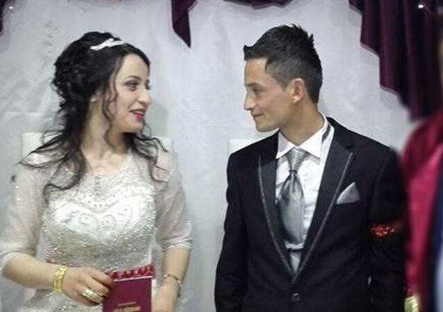 Kırıkkale'de tartıştığı eşini boğazından bıçaklayarak öldüren şahıs tutuklandı.