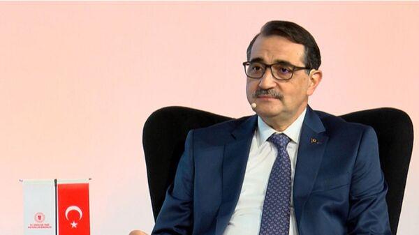 Enerji ve Tabii Kaynaklar Bakanı Fatih Dönmez - Sputnik Türkiye