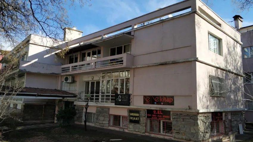 Muammer Aksoy ev