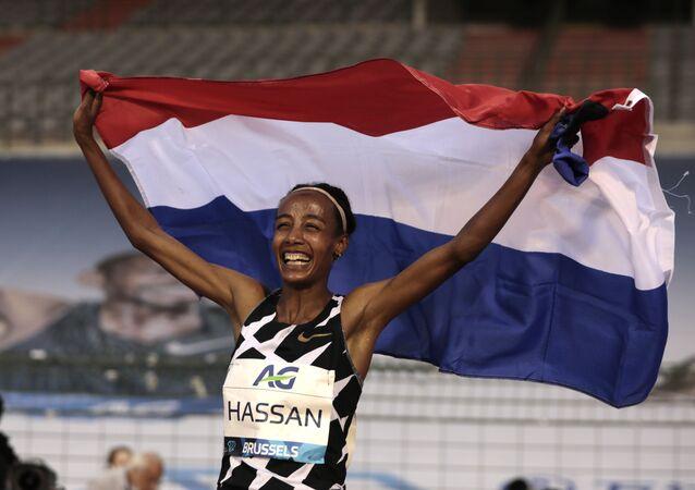 Hemşire olmak için gittiği Hollanda'da 4 dünya rekoru kırdı