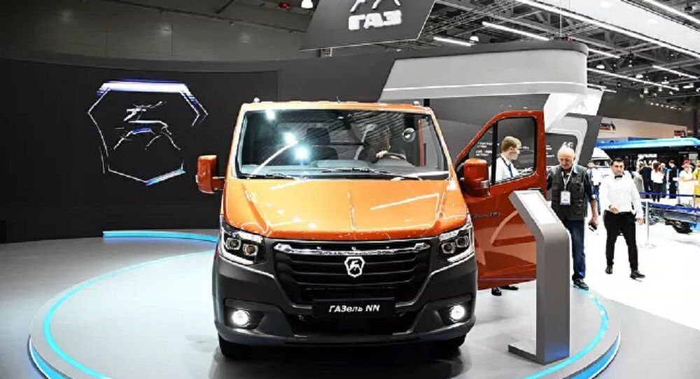 GAZel NN hafif ticari araç