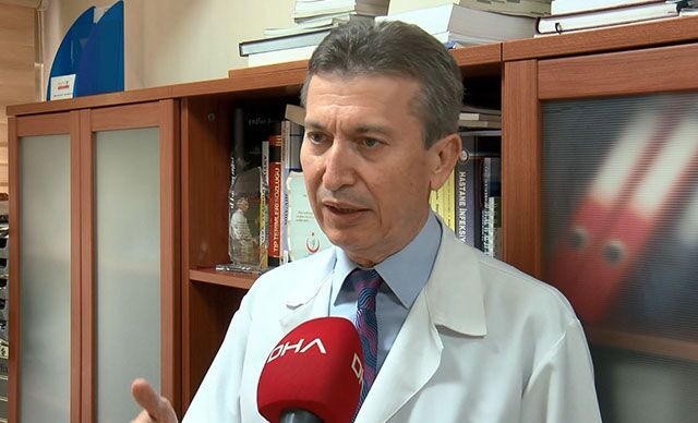 Ankara Üniversitesi Enfeksiyon Hastalıkları Ana Bilim Dalı Başkanı Prof. Dr. İsmail Balık