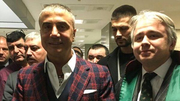Sedat Peker - Ersin Barkın - Sputnik Türkiye