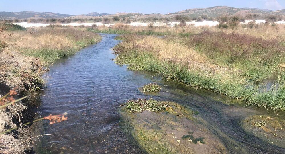 Burdur Çevre ve Şehircilik İl Müdürü Murat Alacatlı, Salda köyünün kanalizasyonunun Salda Gölü'ne aktığı iddialarının gerçeği yansıtmadığını açıkladı.