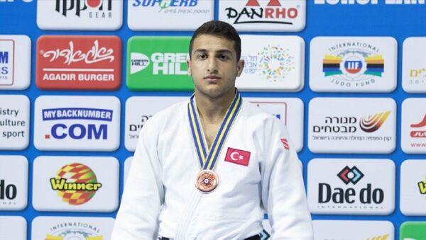 Türk judocu Bilal Çiloğlu - Sputnik Türkiye