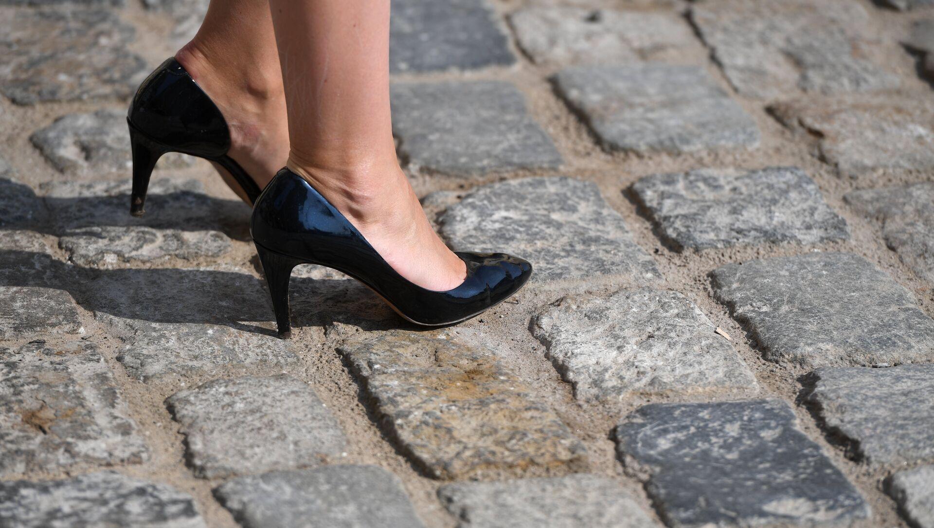 Ayakkabı - kadın ayakkabısı - Sputnik Türkiye, 1920, 09.06.2021