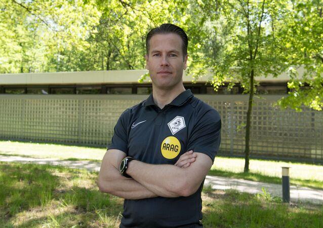 Hollandalı hakem Danny Makkelie