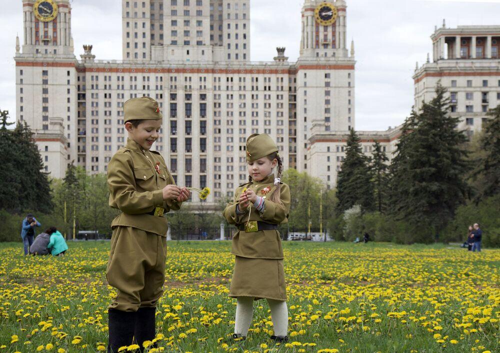 Murat Yarar'ın Moskova'da çektiği Anılarla Yaşam isimli fotoğrafı.