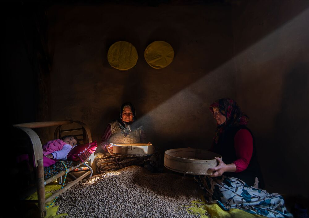 Ramazan Çırakoğlu'nun Kadın Emeği isimli fotoğrafı.