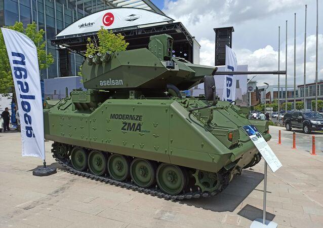 Modernize ZMA-15