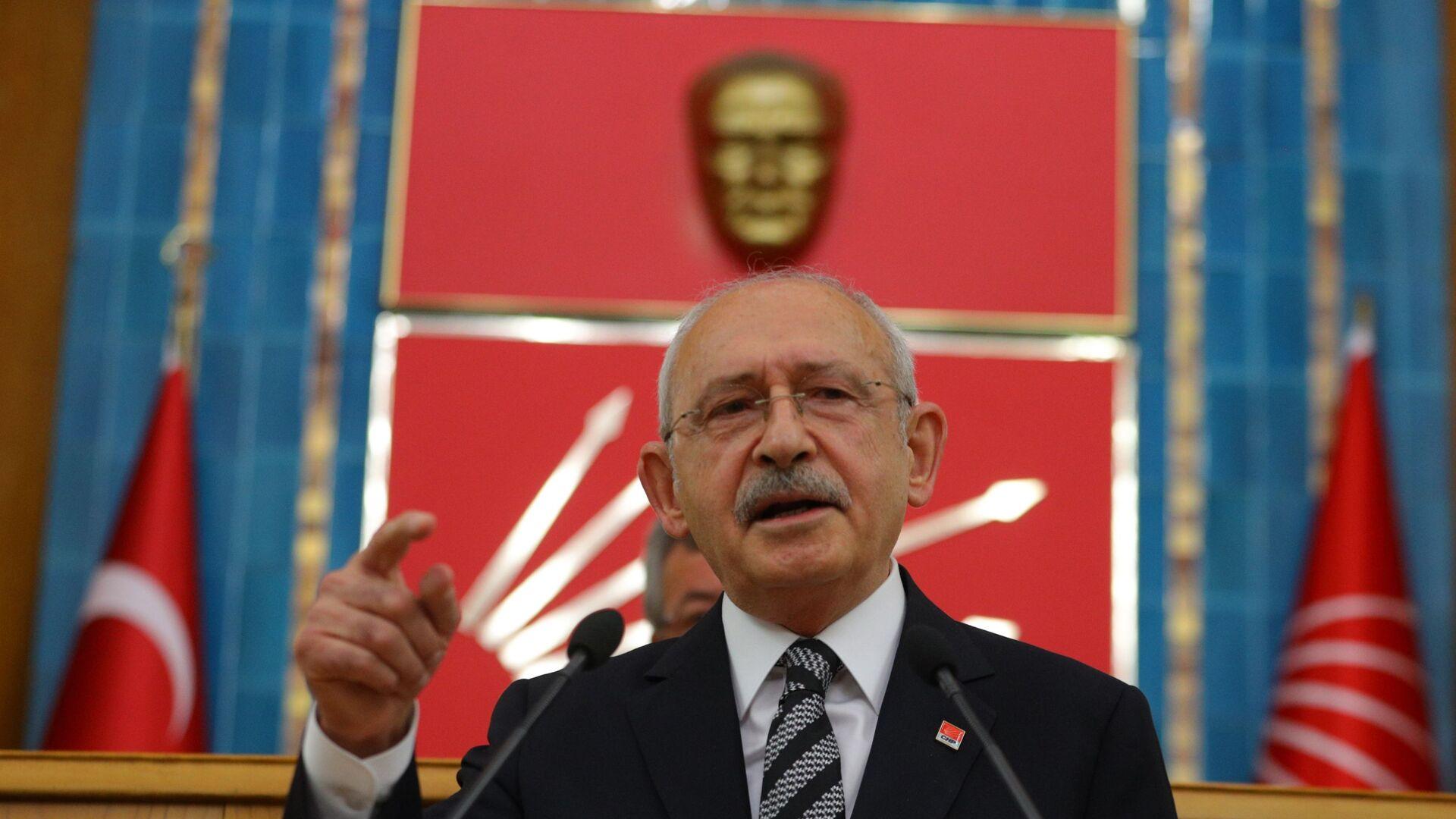 Kemal Kılıçdaroğlu - Sputnik Türkiye, 1920, 08.07.2021