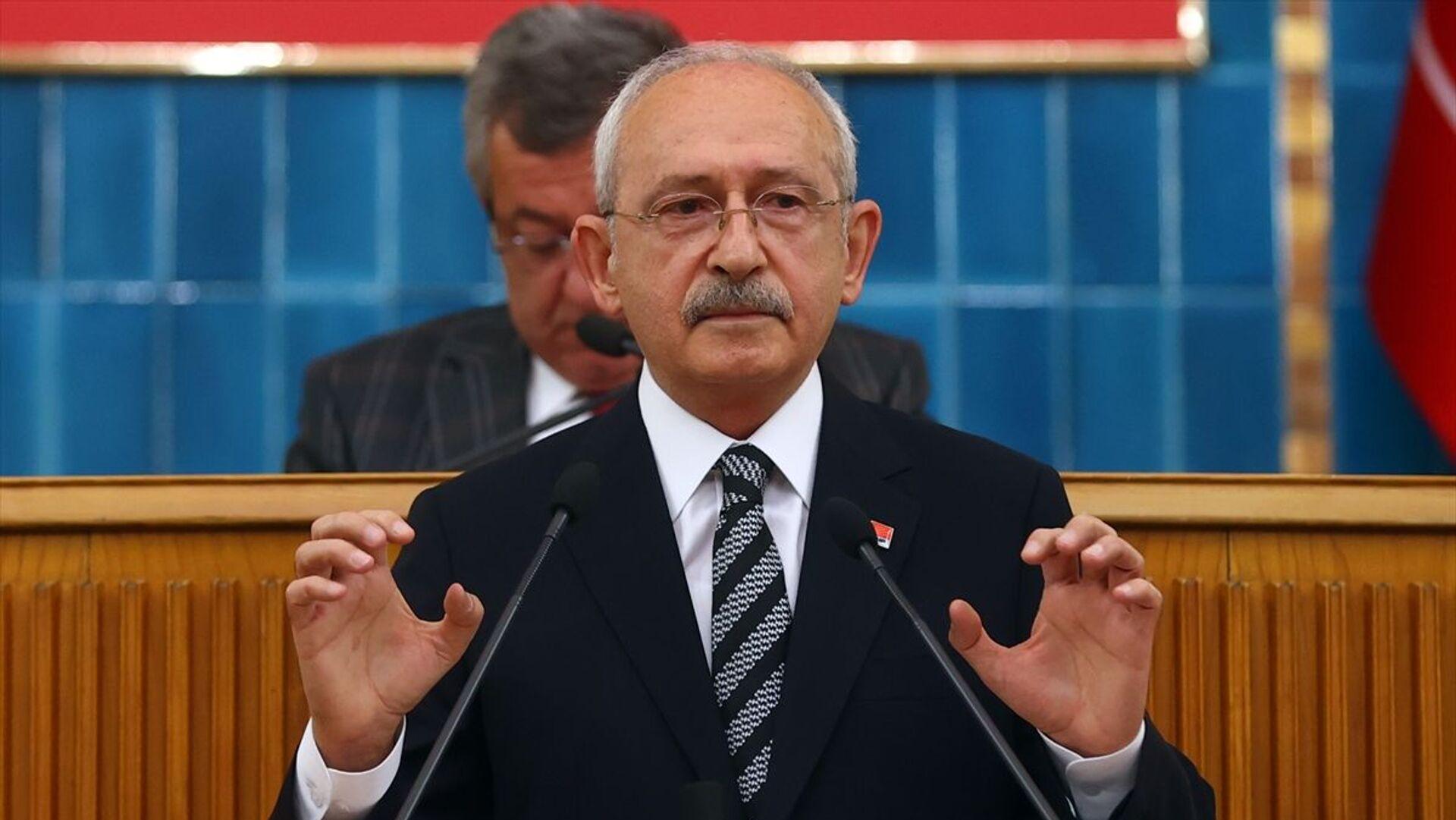 Kemal Kılıçdaroğlu - Sputnik Türkiye, 1920, 26.07.2021