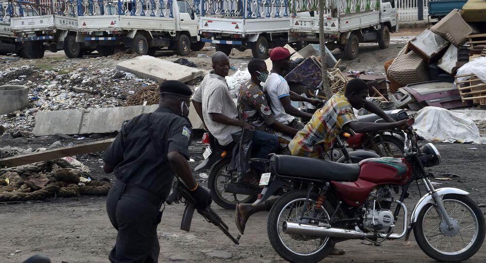 Nijerya- Motosiklet