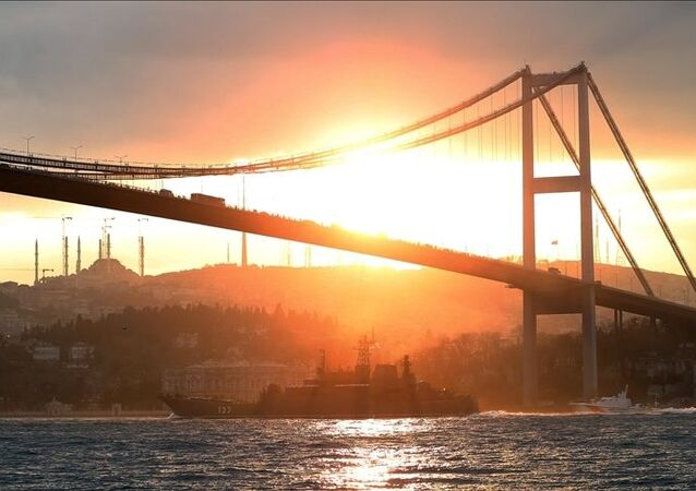 İstanbul, manzara, deniz, boğaz