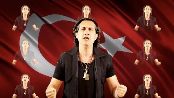 Kıraç'ın klibi - Sputnik Türkiye
