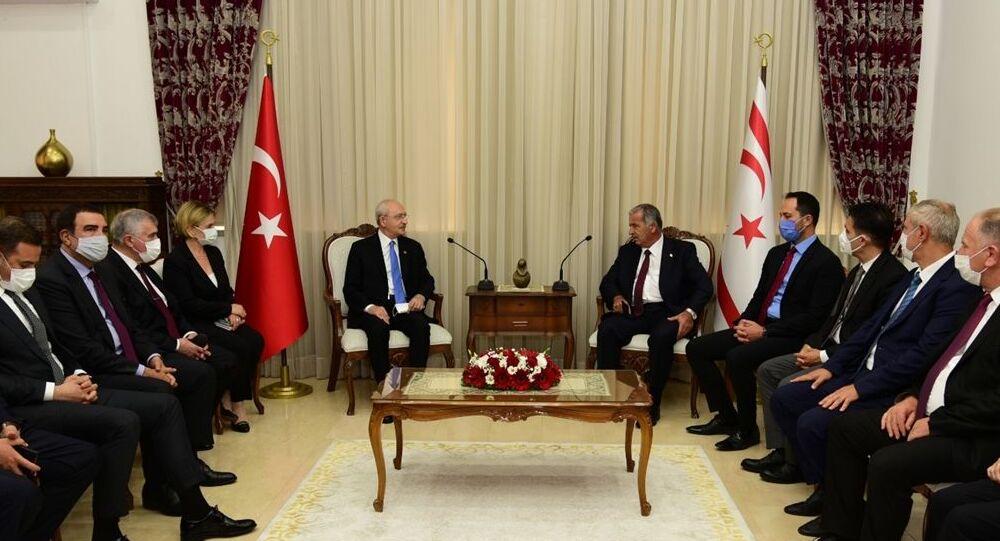 Kemal Kılıçdaroğlu-Kuzey Kıbrıs yönetimi