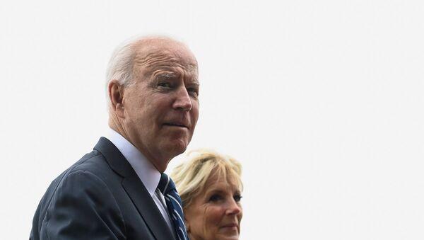 Joe Biden - Jill Biden - Sputnik Türkiye