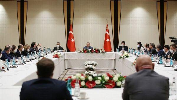 Beştepe'de müsilaj zirvesi - Sputnik Türkiye