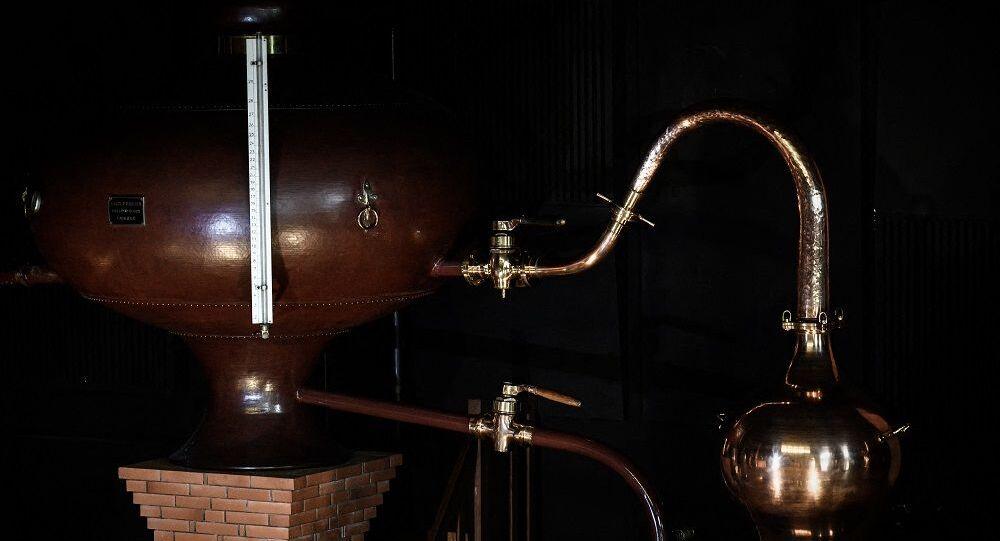 Konyak yapımı-konyak