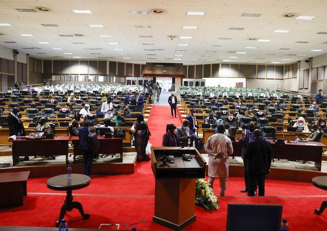 Afrika Parlamentosu
