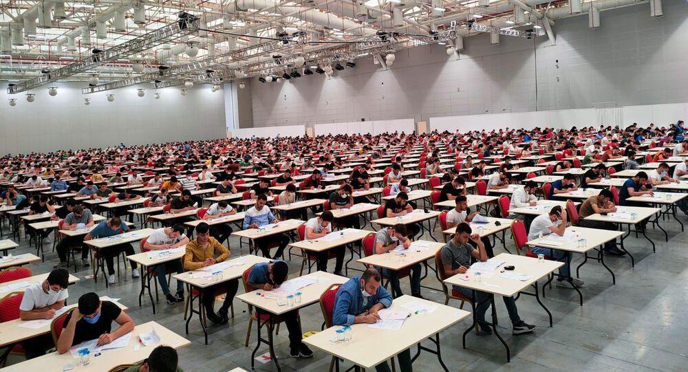 İstanbul İtfaiyesi giriş sınavı 2021