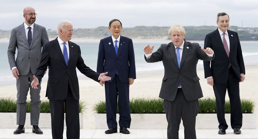 G7 Zirvesi / İngiltere