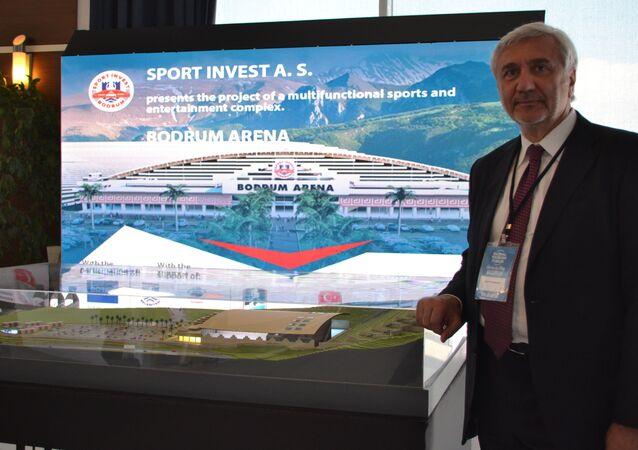 Rusya-Türkiye İş Konseyi Başkanı Palankoyev, Rus-Türk ortak yatırım projesi olan çok fonksiyonlu spor ve eğlence kompleksi Bodrum Arena'nın yapımıyla ilgili detayları paylaştı.
