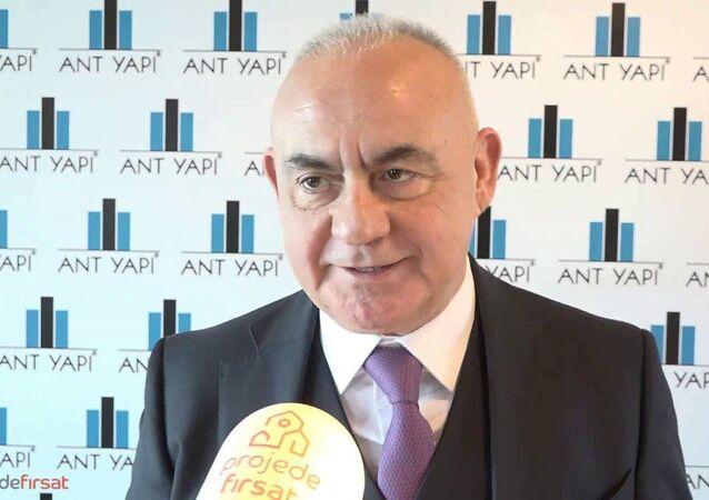 ANT Yapı CEO'su Mehmet Okay