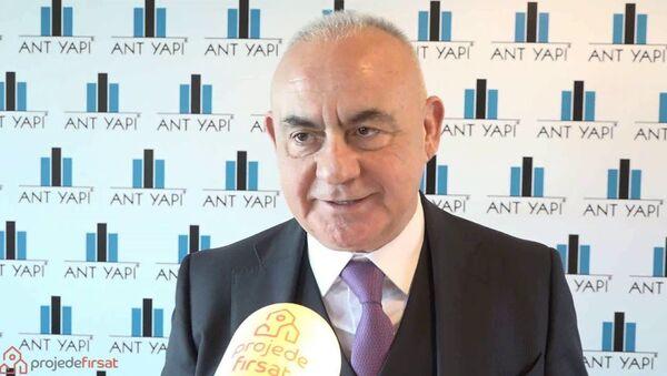ANT Yapı CEO'su Mehmet Okay - Sputnik Türkiye