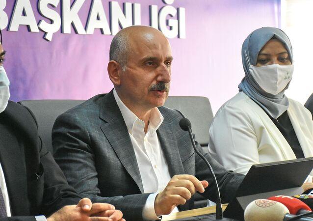 Bakan Karaismailoğlu: Türkiye, dünyanın en büyük 10 ekonomisinden biri olacak