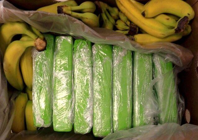 Polonya'da muz kolilerinden 160 kilogram kokain çıktı