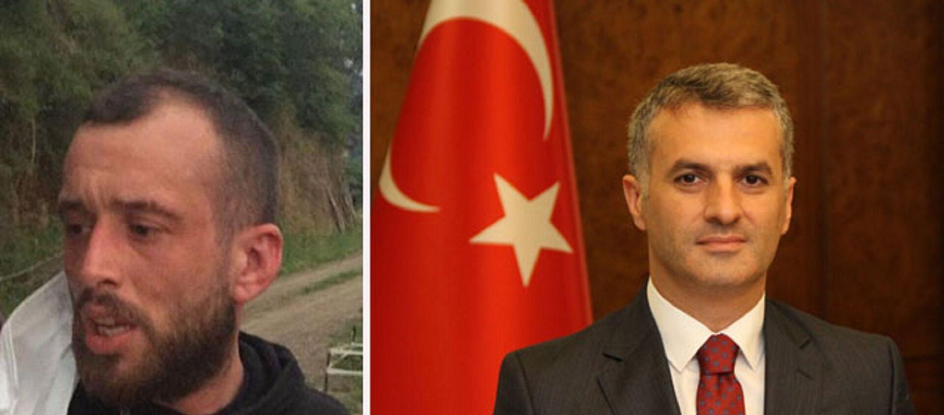 Trabzon'da, Yomra Belediye Başkanı İYİ Parti'li Mustafa Bıyık'a silahlı saldırı - Sputnik Türkiye, 1920, 12.06.2021