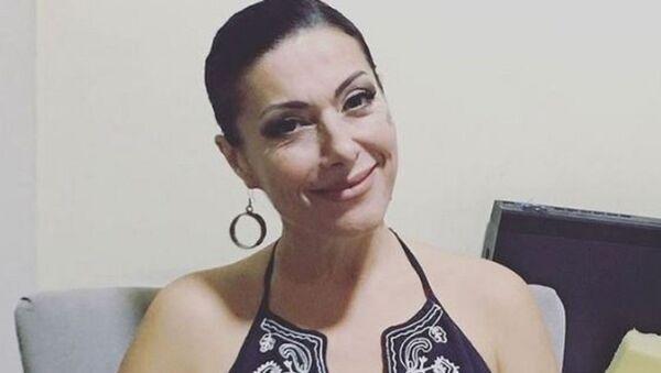 Şarkıcı Gülay Sezer - Sputnik Türkiye