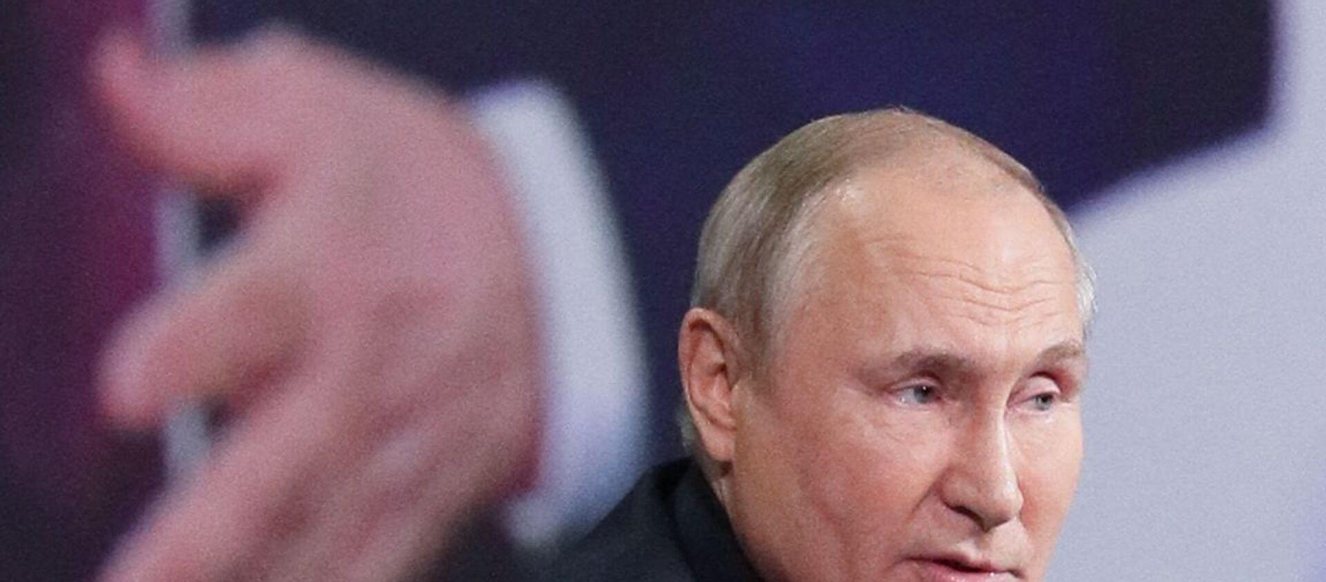 Rusya Devlet Başkanı Vladimir Putin - Sputnik Türkiye, 1920, 14.06.2021